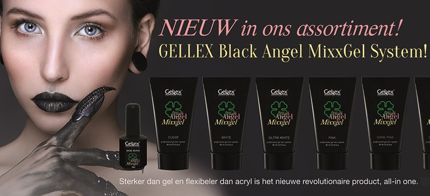 Gellex Black Angel Mixxgel