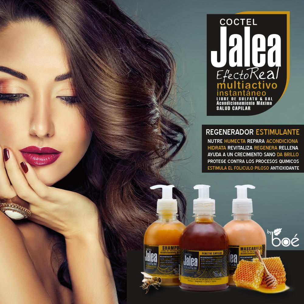 Coctel Jalea