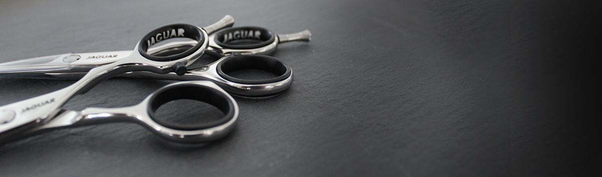JAGUAR scissors and razors