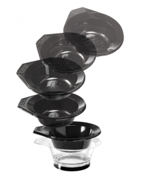Kis Disposable Color Bowl 100pcs