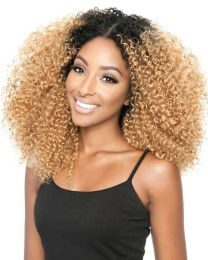 "HUMAN HAIR STYLE MIX - ENCHANTRESS® - EBA3P - 3A LUSH SPIRALS 3PCS 14""/15""/16"""