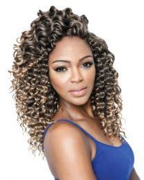 "Isis Hair Caribbean Aruba Soft Deep CB21 12"""