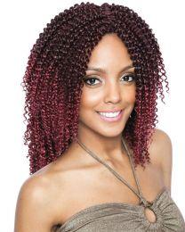 Isis Hair Faux Remi Caribbean 2x Natural Cork Screw 10