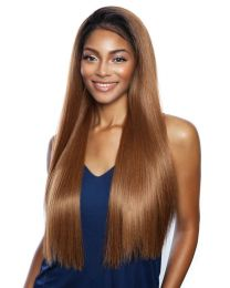 Mane Concept BROWN SUGAR NATURAL HAIRLINE LACE WIG - GLACIER