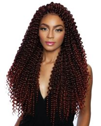 AFRI-NAPTURAL®-CARIBBEAN BUNDLE SERIES /  CB1806 - WATER WAVE 18""