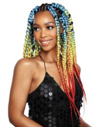 "BRD306 3X-I DEFINE EASY OMBRAID 52"" - 3TLOLIPOP"
