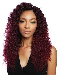 "Afri Naptural Caribean Prestreched 3X New Deep Twist 14"""