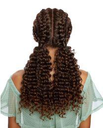 Red Carpet Ghana Braid Lace Wig - RCBG03-VESTA
