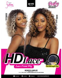 Red Carpet High Definition Lace Part Full Wig - HAYLEE