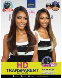RED CARPET - HD Transparent Lace Front Wig HOLLEY