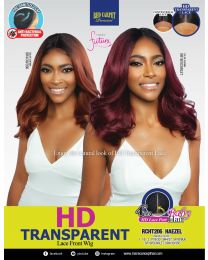 Red Carpet - HD Transparent Lace Front Wig - HAEZEL