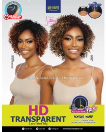Red Carpet - HD Transparent Lace Front Wig - HAMIA