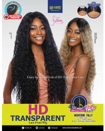 Red Carpet - HD Transparent Lace Front Wig - TILLY