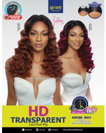Red Carpet - HD Transparent Lace Front Wig - TRACY