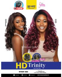 """RED CARPET 4"""" Deep Transparent HD-Lace - Lace Front Wig - RANA"""