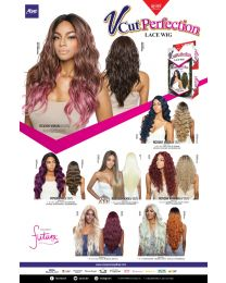 Red Carpet V-cut Perfection Lace wig