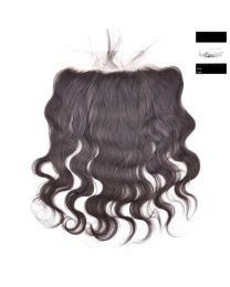 KCH Virgin Frontal Body Wave 100% Virgin Hair 14""