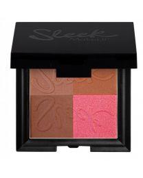 Sleek Bronze Block Dark
