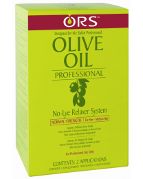 ORS Olive Oil No-Lye Relaxer System 2 applications