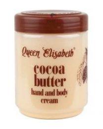Queen Elisabeth Cocoa Butter Jar 500ml