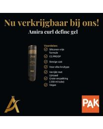AMIRA Curl Define GEl ( KrullenClub ) 250ml