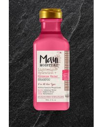 Maui Moisture Lightweight Hydration + Hibiscus Water Shampoo - 13oz - 385ml