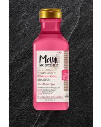 Maui Moisture Lightweight Hydration + Hibiscus Water Shampoo - 13oz - 385ml