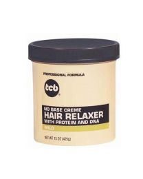 TCB No Base Cream HAIR RELAXER - Regular - 18oz / 510g