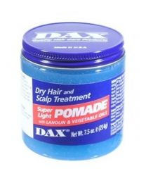 Dax Pomade Super Light Dry Hair and Scalp Treatment