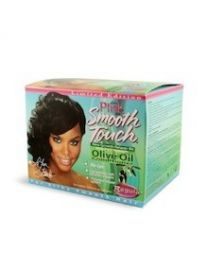 Pink Smooth Touch New Growth Relaxer Kit
