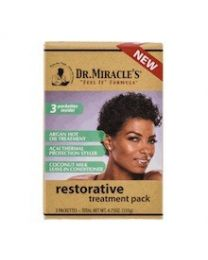 Dr. Miracles restorative treatment pack