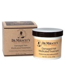 Dr. Miracles Damaged Hair Medicated Treatment
