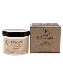 Dr. Miracles Braid Relief Gel Formula