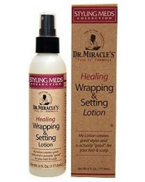 Dr. Miracles  Wrapping & Setting Lotion 170ml