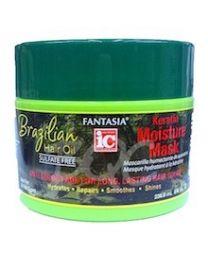 Fantasia IC Brazilian Hair Oil - Keratin Moisture Mask