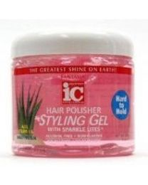 Fantasia IC Hair Polisher Styling Gel Hard to Hold 454 gr