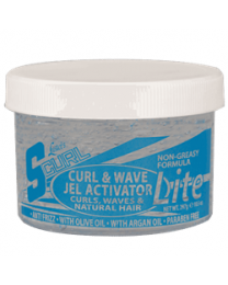 S CURL® Curl & Wave Jel Activator 10.5oz Lite