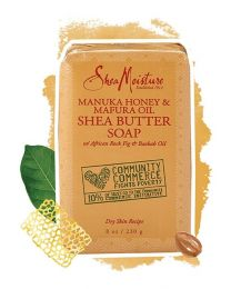 Shea Moisture Manuka Honey & Mafura Oil Shea Butter Soap - 8oz / 227g