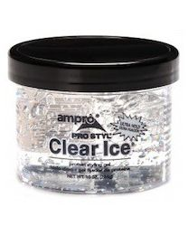 Ampro Protein Clear Ice Styling Gel
