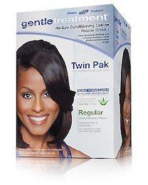 Gentle Treatment Regular Relaxer Twin Pak