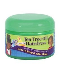 Sofn Free N Pretty Tea Tree Oil Hairdress 250 gr