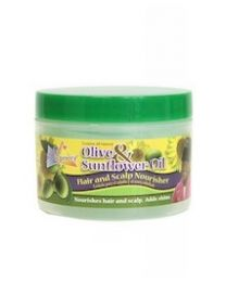 Sofn free N Pretty Olive and Sunflower Oil Hair and Scalp Nourisher  237 ml