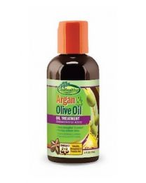 Sofn'free Argan & Olive Oil Oil Treatment 118 ml