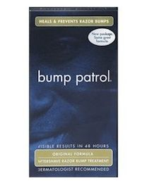 Bump Patrol Aftershave Razor Bump Treatment regular