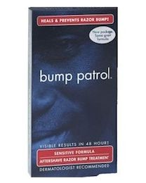 Bump Patrol Aftershave Razor Bump Treatment sensitive