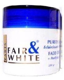 Fair And White Original Fade Cream Purifying Effect