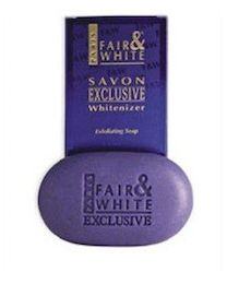Fair And White Exclusive Whitenizer Exfoliating Soap