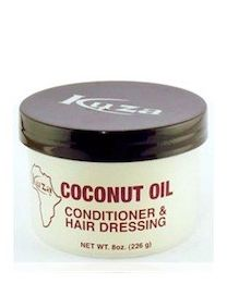 Kuza Coconut Oil Conditioner And Hair Dressing 226 gr