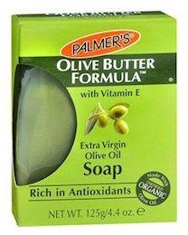 Olive Butter Formula Soap with Vitamin E 125 gr