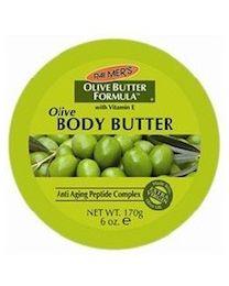Olive Butter Formula Body Butter 170 gr
